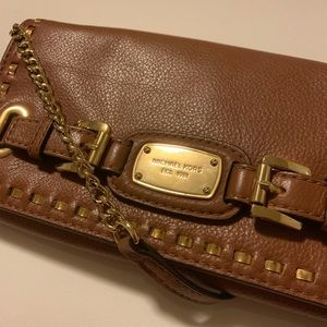 "Michael Kors ""Hamilton"" Convertible Clutch"